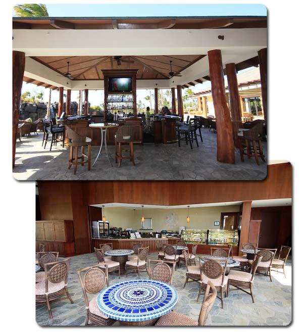 キングスランドのカフェ・バー